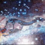 Inkan view of the Milky Way's constellations